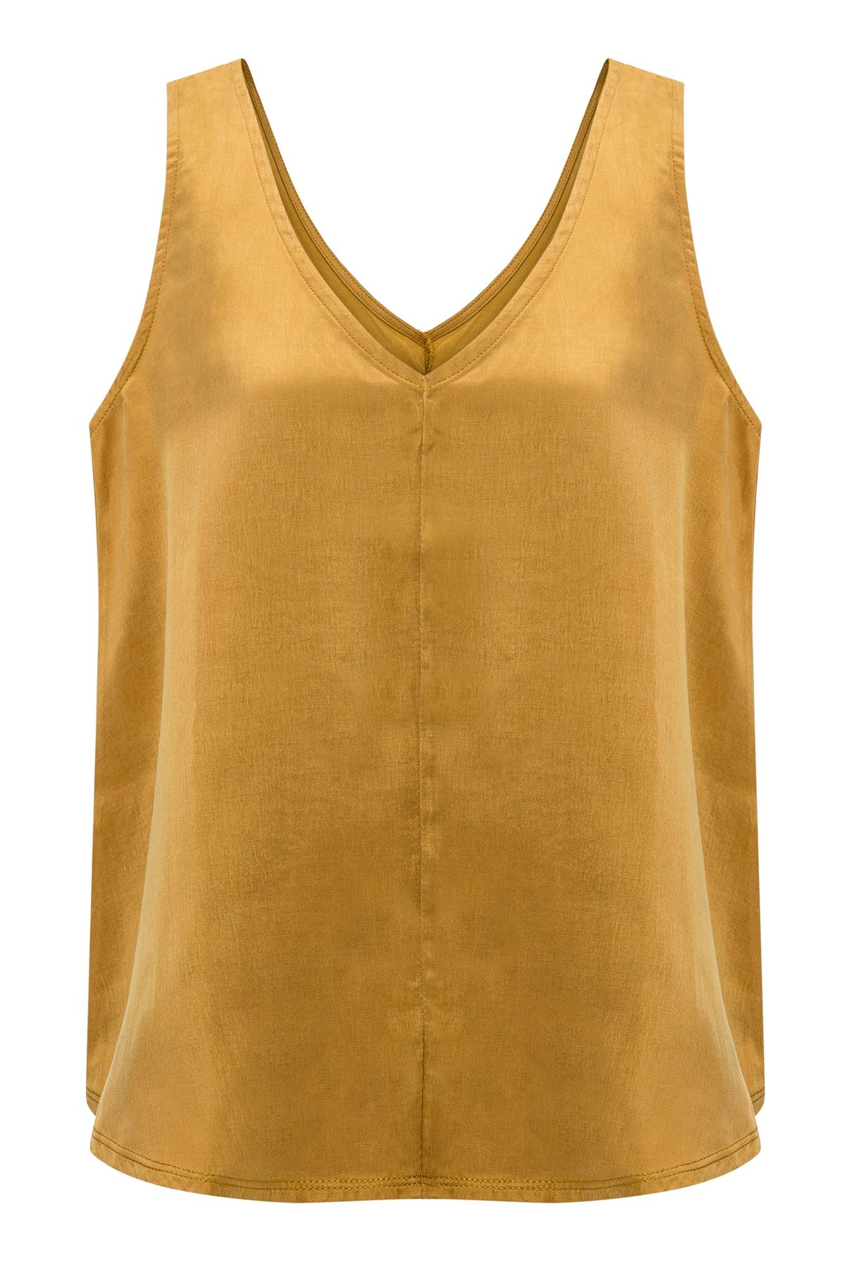 Gold Tanktop