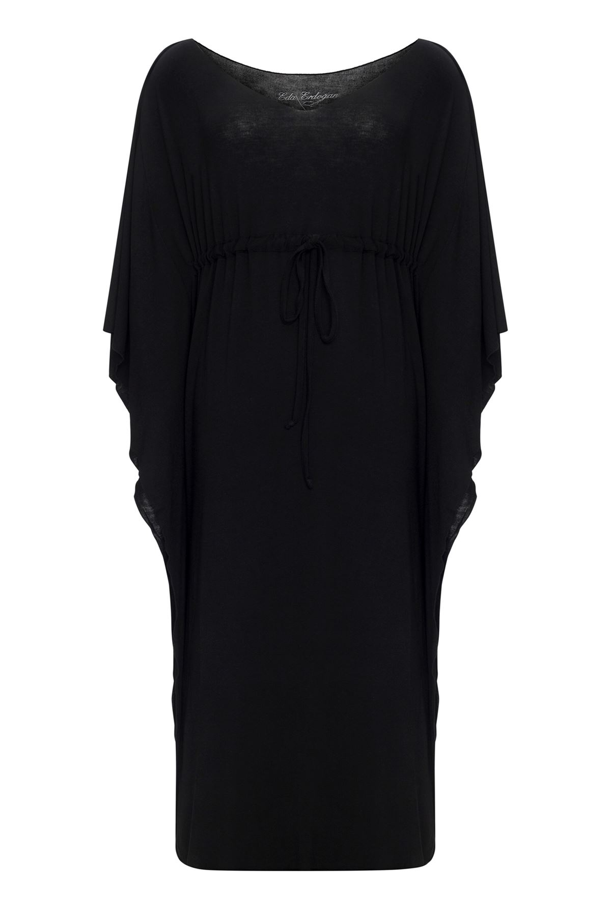 Black Creative Daily Dress