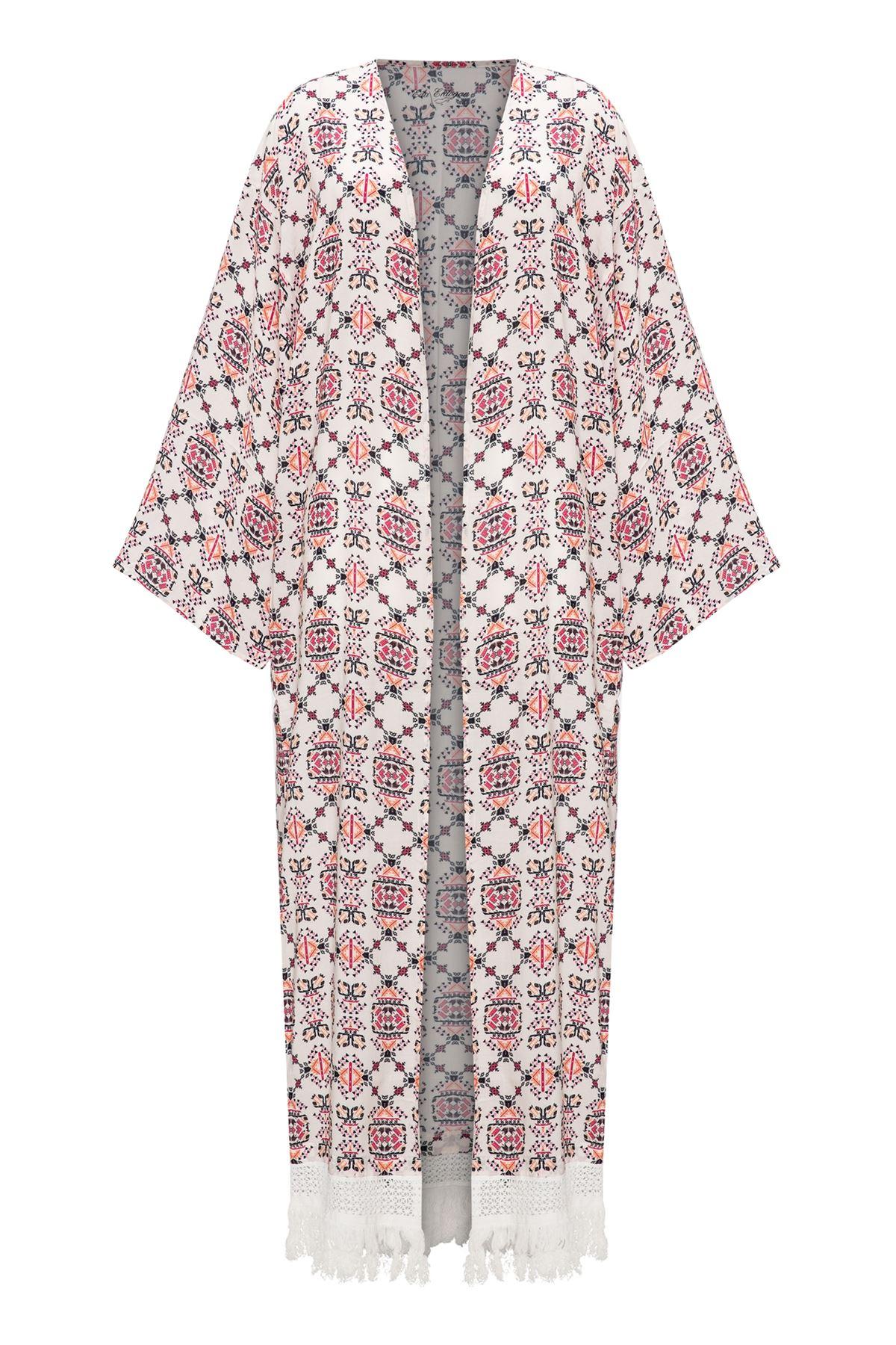 Pembeli Uzun Kimono